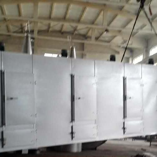 方便面带式干燥机