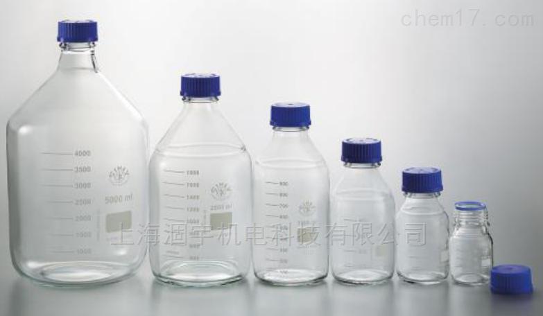 SIMAX螺口玻璃试剂瓶 蓝盖瓶