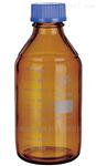 SIMAX棕色螺口试剂瓶 茶色蓝盖瓶 玻璃瓶