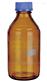 SIMAX棕色螺口試劑瓶 茶色藍蓋瓶 玻璃瓶