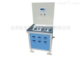 HDSY-15A遇水膨脹止水膠抗水壓試驗機(三試件)
