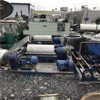 250-630全国拆除回收旧卧式螺旋卸料沉降离心机价格