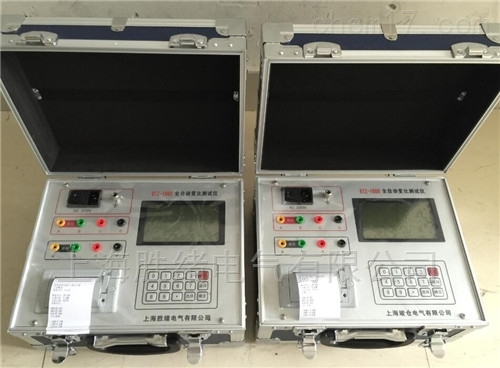 GS210B型三相全自动变比组别测试仪