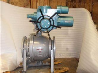Q947H-16C DN300电动固定球阀