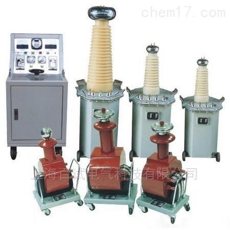 上海10KVA/100KV交、直流高压试验变压器