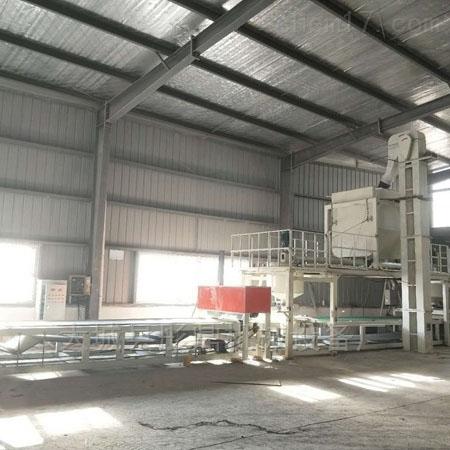 TD-32大型岩棉砂浆复合板设备价格