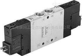 FESTO电磁阀 FESTO紧凑型阀VG系列工作原理