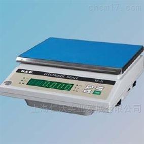 双杰TC30KH电子天平30kg/1g电子台秤 电子秤