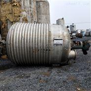 转让二手20吨外盘管不锈钢反应釜