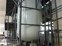 425*100水热反应釜铁皮保温,专业保温施工