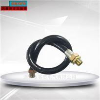 橡胶防爆电线管包塑耐燃软管1寸