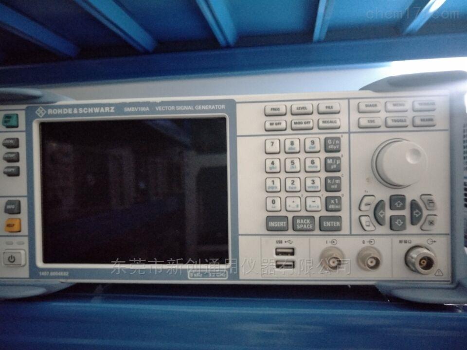 罗德与施瓦茨SMBV100A矢量信号发生器