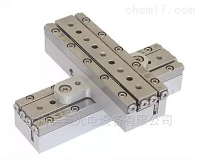 微型二维压电马达线性平移台