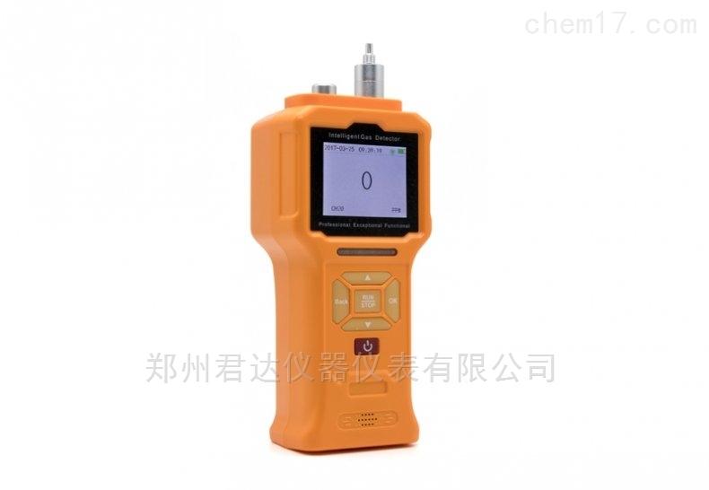 泵吸式甲醛檢測儀JA908-CH2O