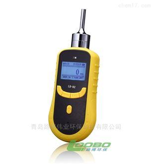 路博LB-BZ泵吸二氧化硫(SO2)气体检测仪丨烟气厂家
