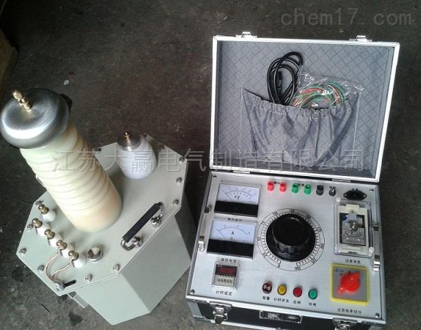10KVA/100KV轻型交直流高压试验变压器