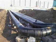 型號齊全直埋式保溫管敷設方式詳細介紹