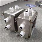 湖北言泉厂家订制FXJ-G不锈钢三防UK端子箱