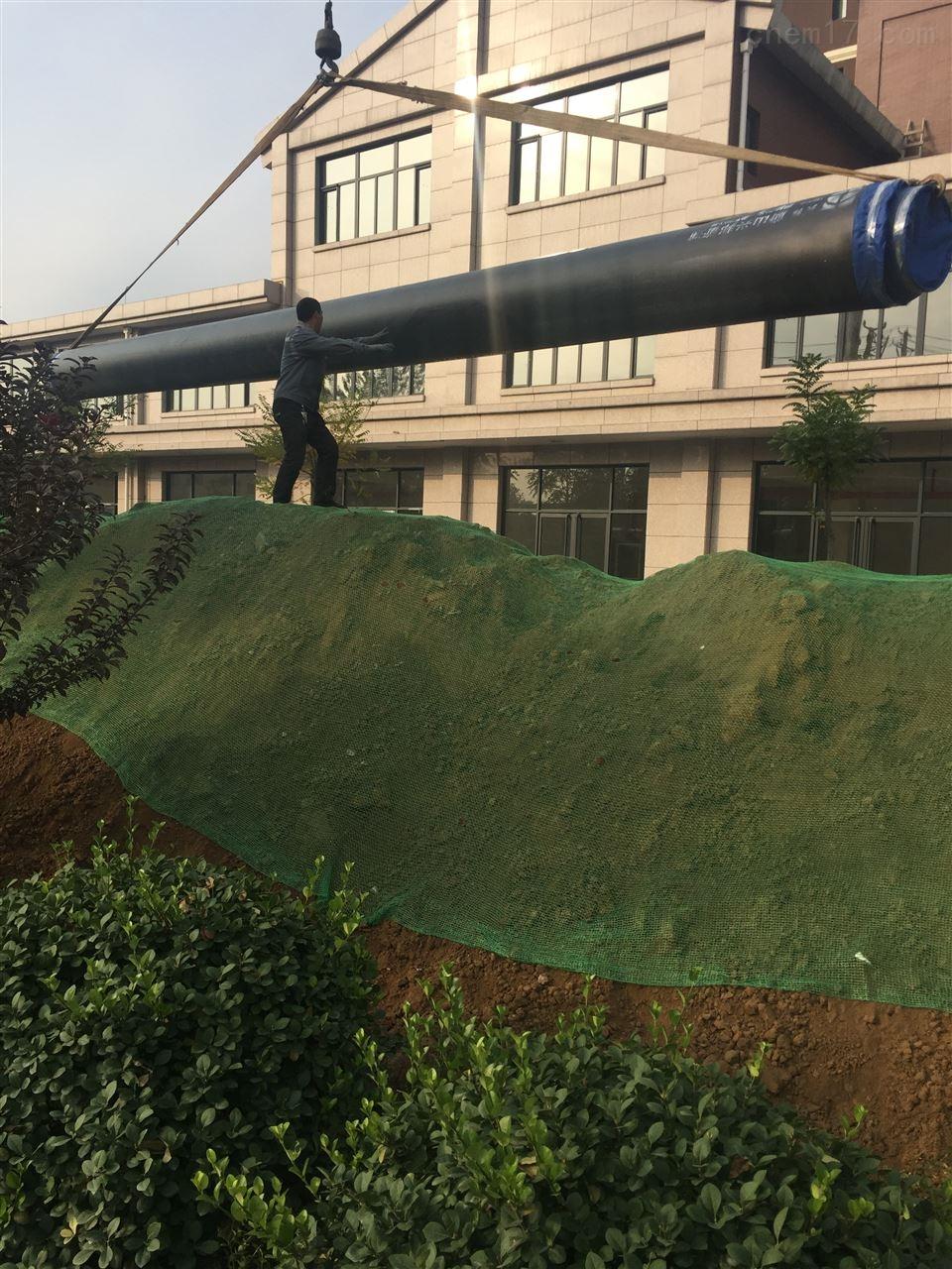 河北预制直埋保温管生产厂家