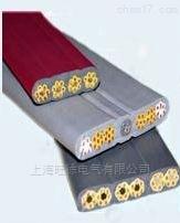 扁平橡套软电缆 扁平电缆