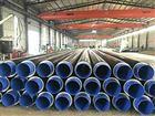 河南塑套钢聚氨酯预制保温管工程