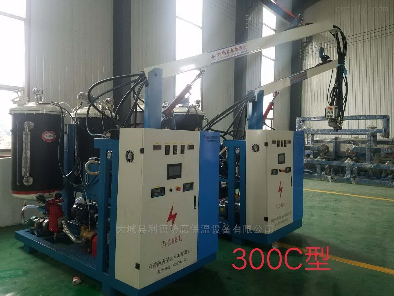 外贸聚氨酯高压发泡机 工作性质