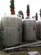 高价回收二手3吨电加热反应釜