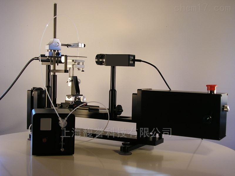 角膜接触镜接触角测试仪