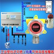 化工厂厂房稀料溶剂探测报警器,APP监测