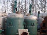 低价出售二手不锈钢搪瓷高压反应釜