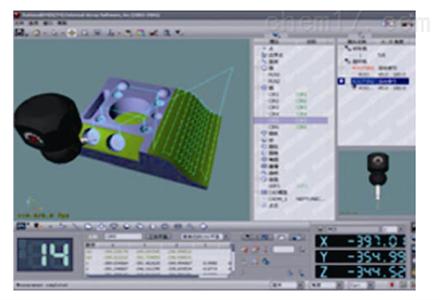三坐标测量机(手动/全自动)软件