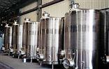 低价出售二手20立方单层不锈钢水罐