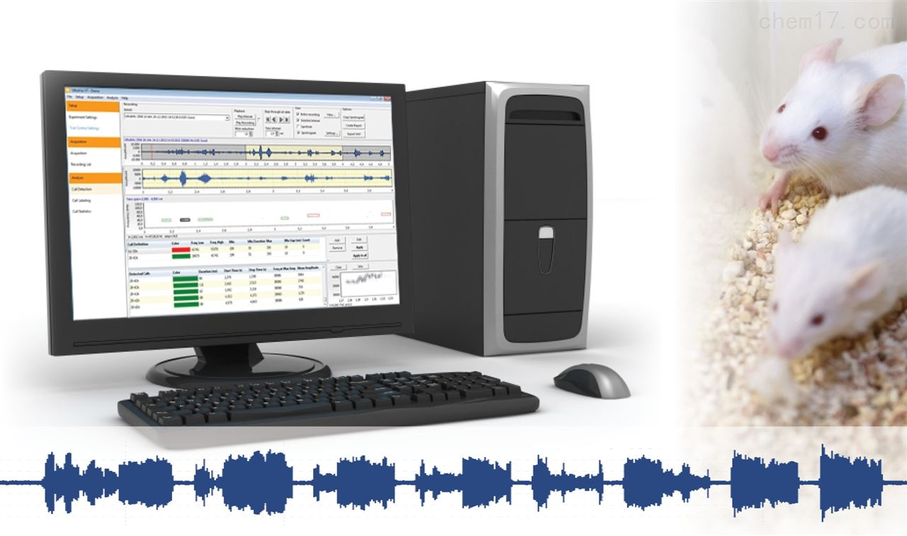 声音行为分析系统