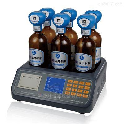 LH-BOD601连华生物化学需氧量BOD5测定仪