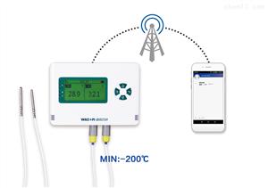 WS-T21SLG-C短信報警溫度記錄儀