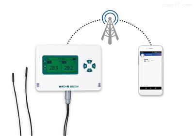 WS-T21G-C短信報警溫度記錄儀