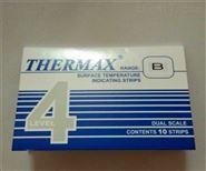 英国TMC热敏试纸4格B型温度试纸测温试纸