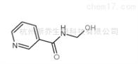 替卡格雷中间体N-羟甲基烟酰胺 3569-99-1TICAGRELOR