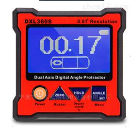 DXL360/S双轴数显水平尺倾角仪