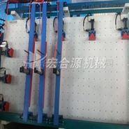 供应MH480A-2双工位液压门窗组装机门机