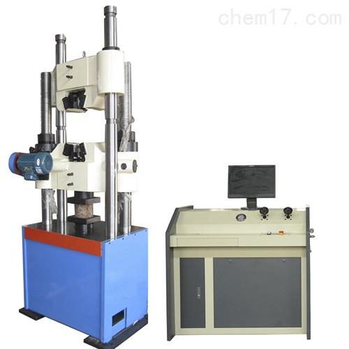 微机屏显式液压万能试验机WEW-C
