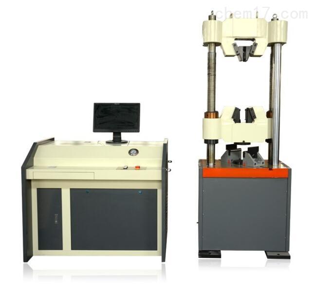 微机控制电液伺服万能试验机WAW-300B