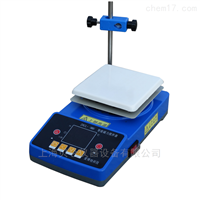ZNCL-BS数显磁力搅拌器加热板