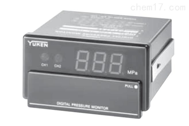日本油研YUKEN压力显示控制器