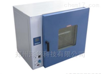 DHG-9070 (101-1)镀锌板内胆鼓风干燥箱*