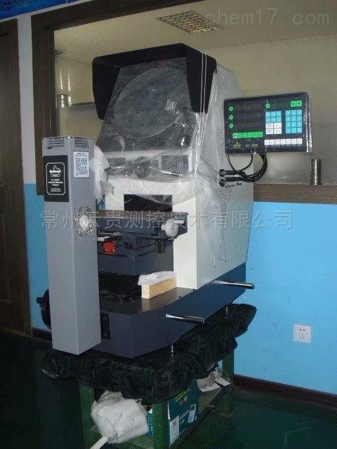 万濠二次元卧式CPJ-3020W光学投影仪轮廓仪