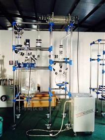 ZHF-100L-20L冷凝回流玻璃反应釜