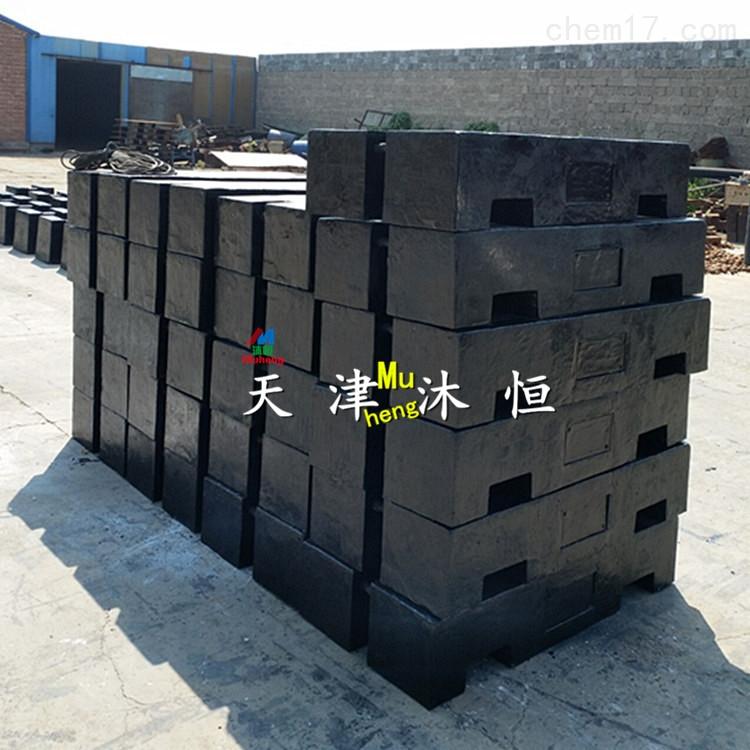 辽宁砝码厂家,1000kg平板式铸铁砝码