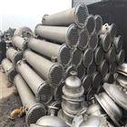 二手50平方钛管冷凝器