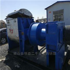 ZH-1500升舟山低价处理二手液压翻缸捏合机